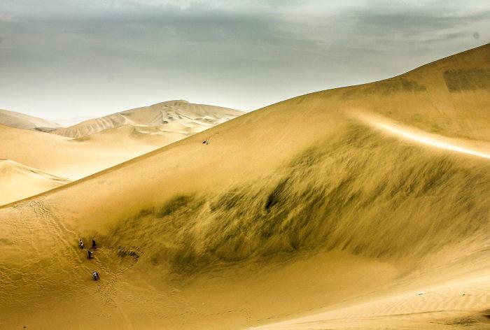 Desolate – Peru