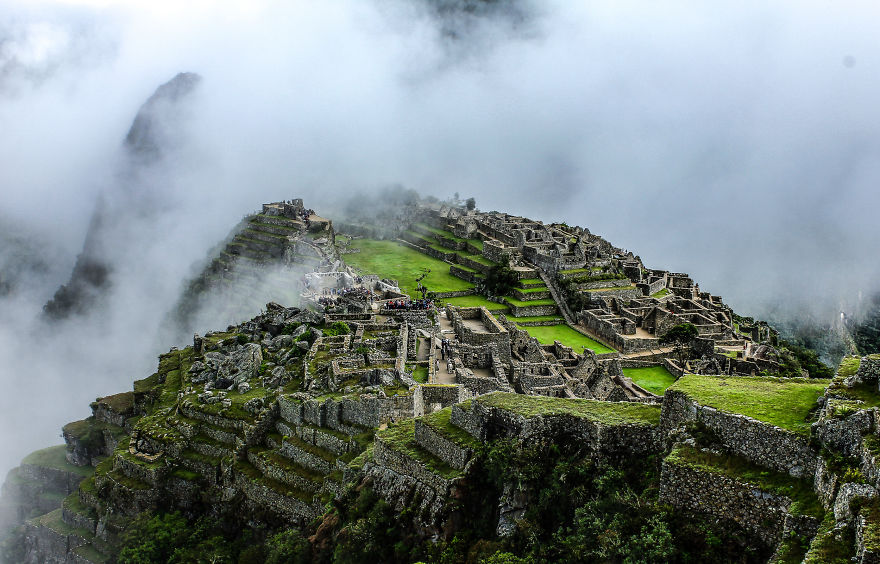 People Of The Sky - Perú