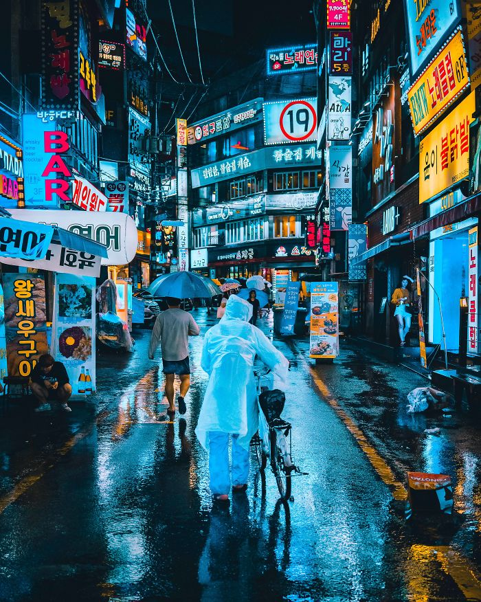 My Favorite Neon Photos Of Seoul