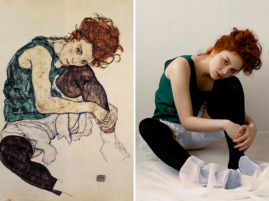 People Are Copying Works Of Art And The Result Is Perfect
