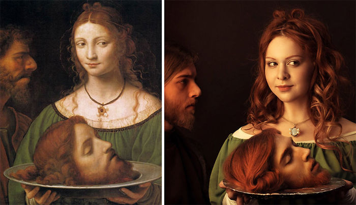 50 Times People Tried To Recreate Famous Artworks And Nailed It
