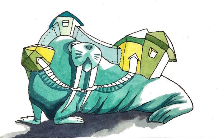 Walrus House
