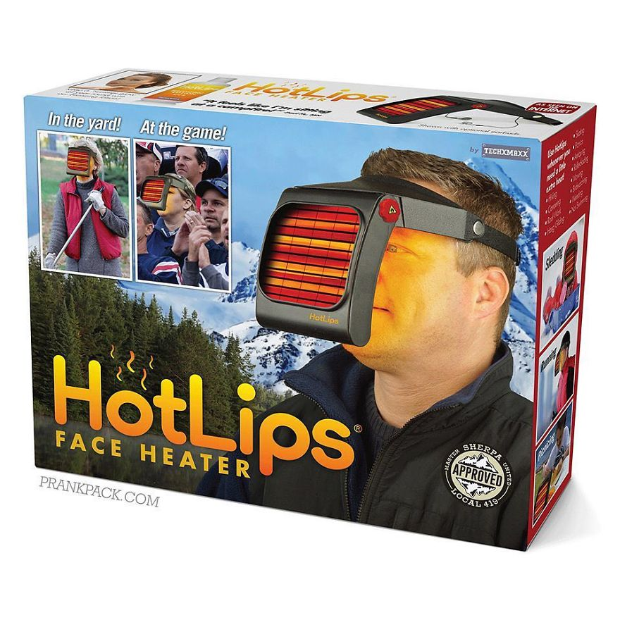 Face Heater That You Can Use Anytime, Anywhere