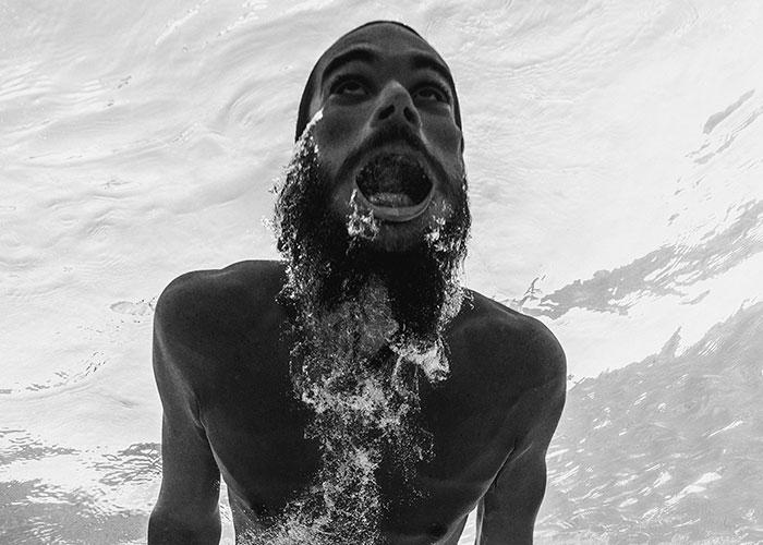 This Australian Photographer Captured 21 Ghostlike Portraits Of Bodysurfers
