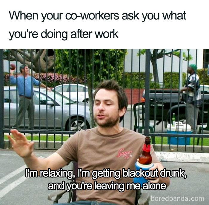 After Work Activities