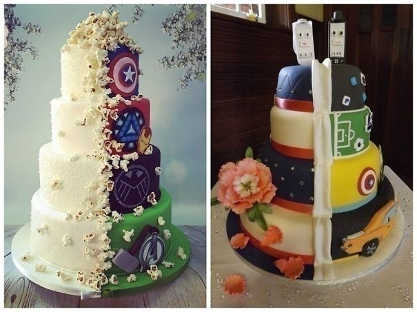 creative-half-and-half-wedding-cake-ideas-that-you-must-take-straight-to-your-cake-vendor-check-out-below-visuals-for-some-awesome-ideas-5c18fafd26d05.jpg