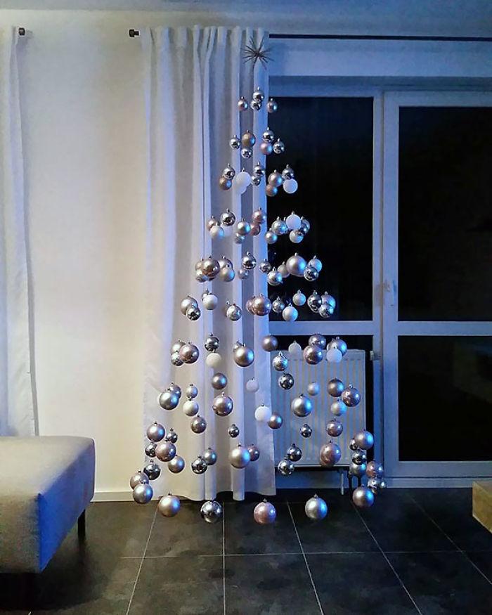 Unsichtbarer Weihnachtsbaum