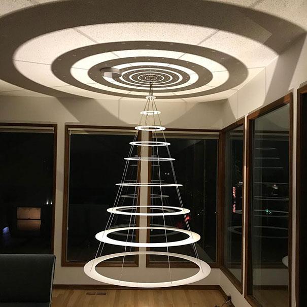UFO Christmas Tree