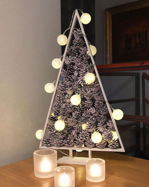 Simple But Stylish Christmas Tree