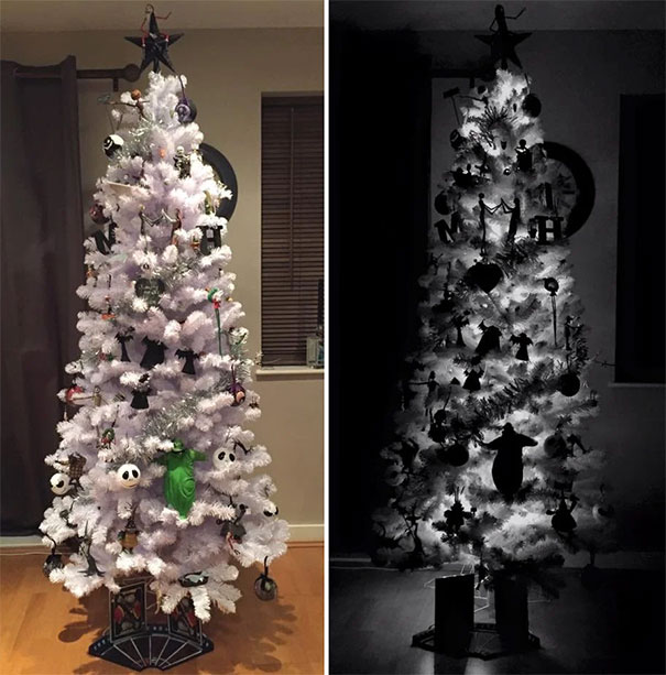 Our Slightly Different Christmas Tree...