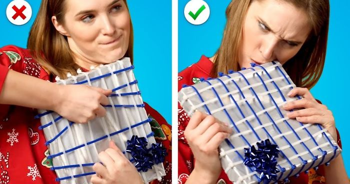 Christmas Pranks.8 Christmas Pranks Mean Gift Wrapping Ideas And Funny