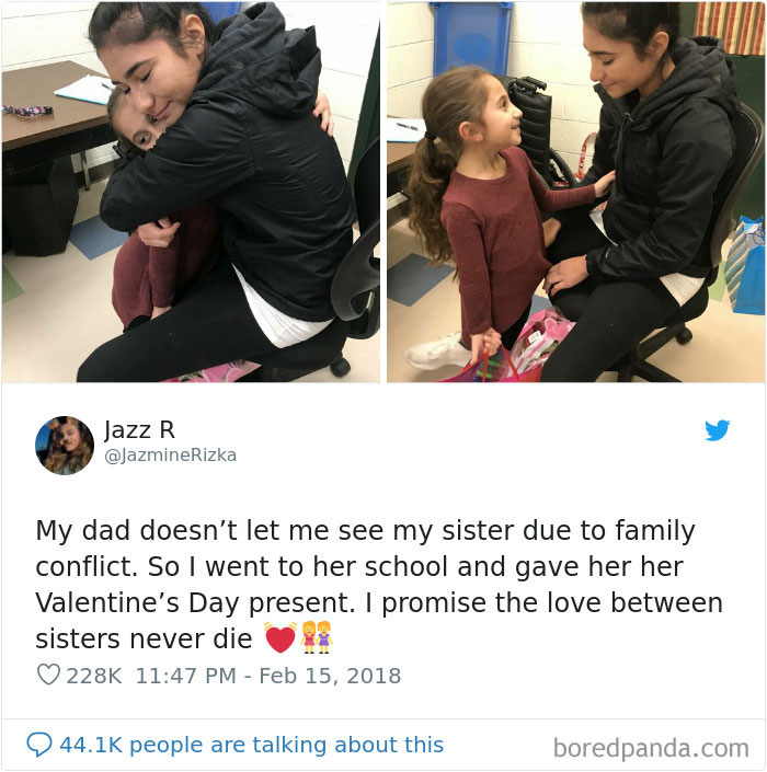 One About The Love Between Sisters