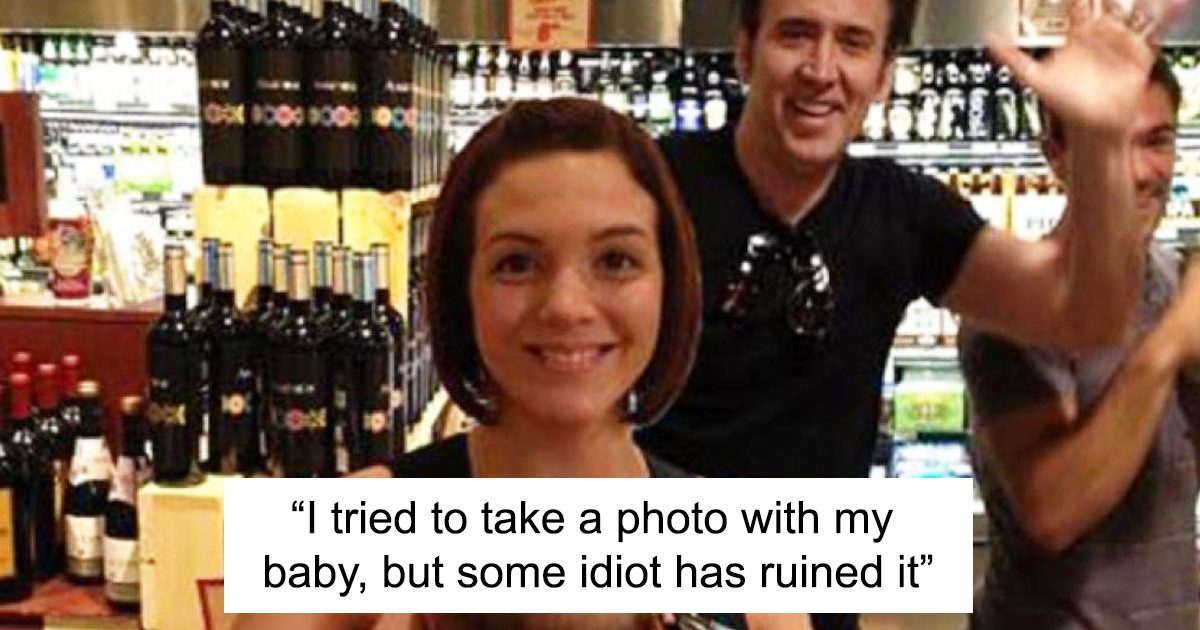 The 28 Best Celebrity Photobombs Of The Year - BuzzFeed
