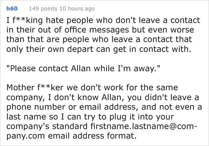 Guy Emails A Coworker Who's On Vacation, Gets A Hilarious Auto