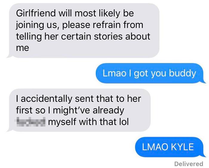 C'mon Kyle