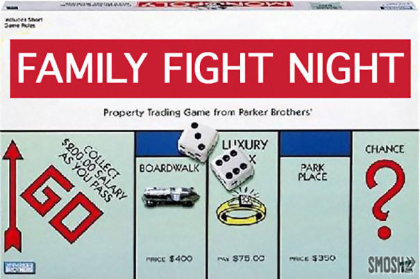 Family Fight Night