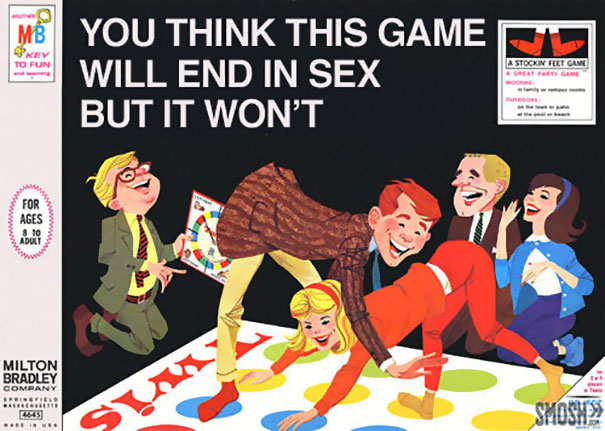 You Think This Game Will End In Sex But It Won't