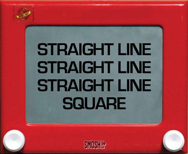 Straight Line Straight Line Straight Line Square