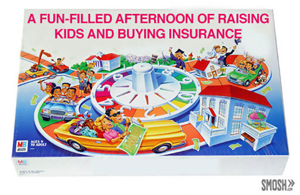 A Fun -Filled Afternoon Of Raising Kids And Buying Insurance