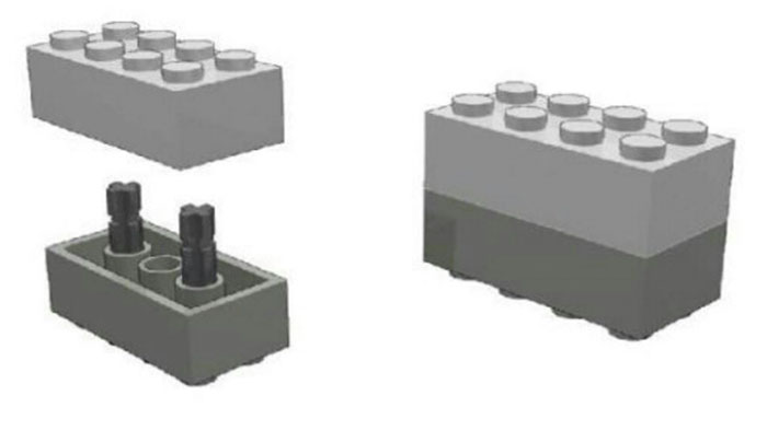 People Are Posting 'Illegal' Lego Building Techniques And They Are Actually Genius