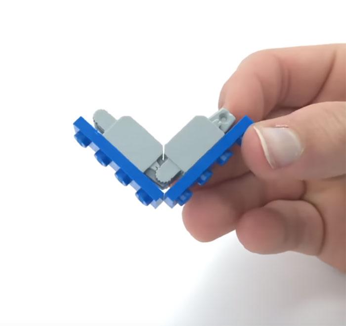 Internet đang phát cuồng với kỹ thuật lắp LEGO kiểu ngược đời - Ảnh 14.