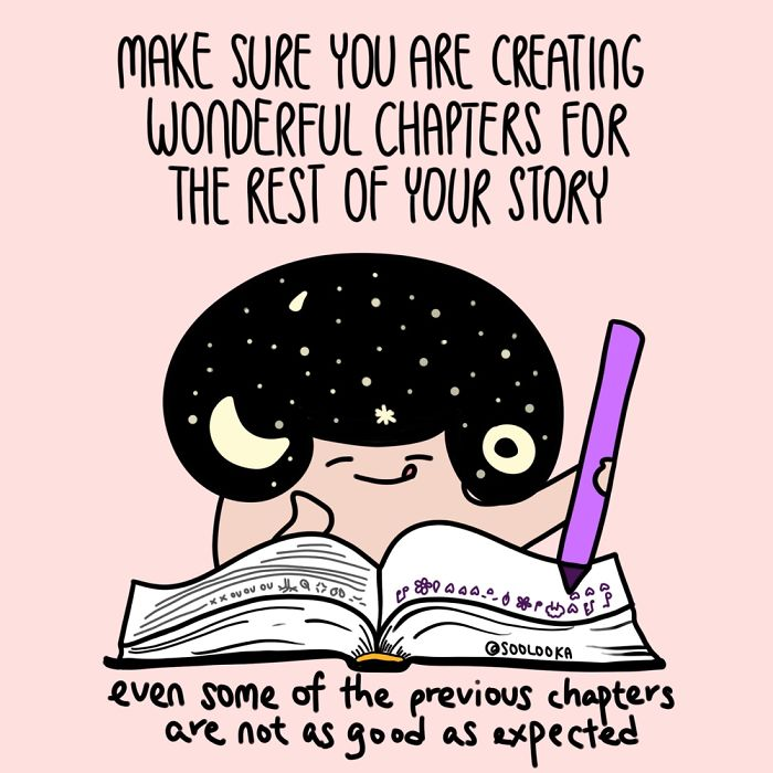 Create Wonderful Chapters For The Rest Of Your Story