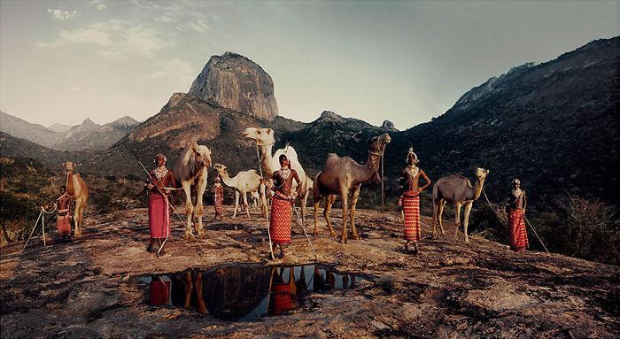 Cordillera Ndoto, Kenia
