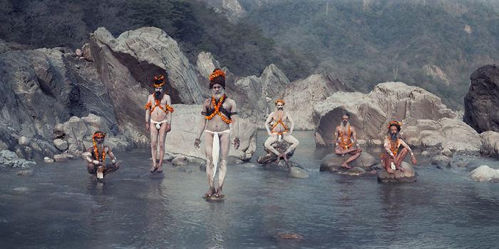 Ganges, Haridwar, India