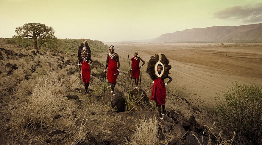 Tarangire, Rift Escarpment, Tanzania