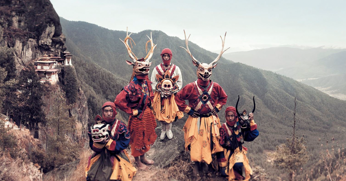 21 Stunning Photos Capture The Unique Cultures Of Indigenous People From 5 Continents