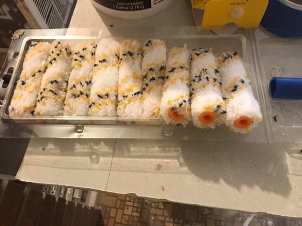 Forbidden Sushi