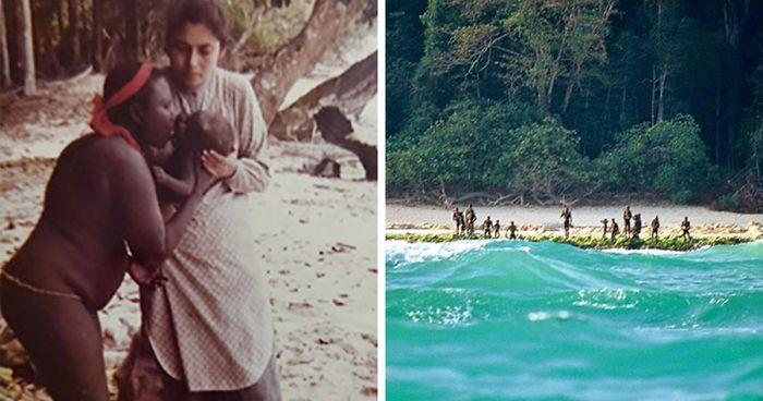 Vor 27 Jahren hatte ein Gruppe Kontakt mit dem Stamm, der John Chau tötete und ihre Erfahrung war ganz anders