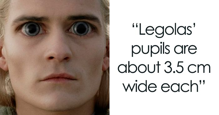 Tumblr User Explains Why Elves' Eyes In Lord Of The Rings ...
