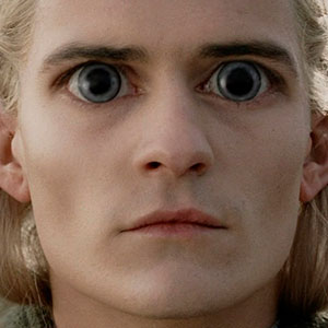 Someone Shared A Hilarious Explanation On Why Elves From LOTR Should Have Anime Eyes