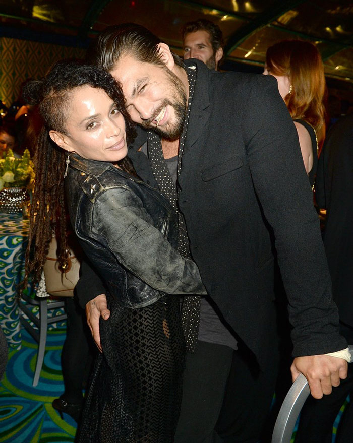 Jason Momoa Buys Matching Rings For Himself And Wife S Ex