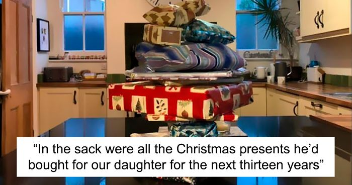 Dying Man Bought Christmas Gifts For Neighbors 2 Year Old That She Will Be Getting Until 2032