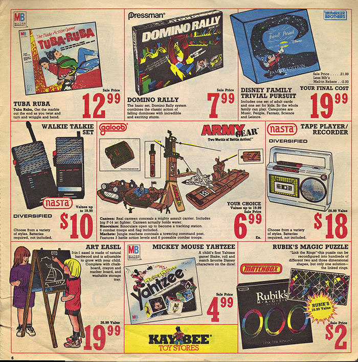 K Bee Toy Store This Toys Ad From The ...