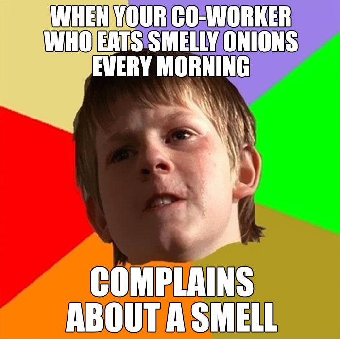 Office Odors