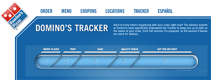 Guy Shares The Story Of How Domino's Pizza Tracker Saved Him From His Violent Ex-Girlfriend
