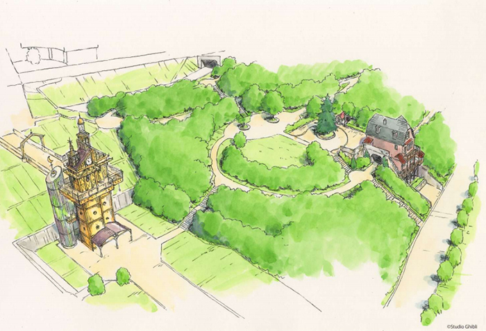 In 2022 Studio Ghibli Theme Park Will Open And Here Are The