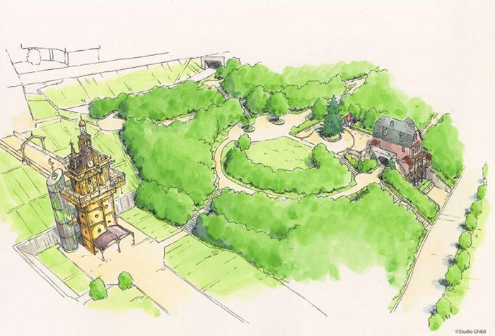 Ghibli parc