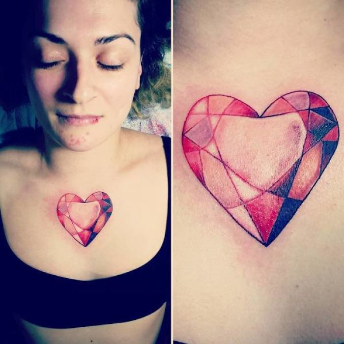 21 Tattoos That People Used To Cover Up Their Insecurities