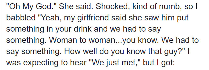 Three Girls Notice This Man's Suspicious Behavior In A Restaurant And Save This Woman From Rape Attempt