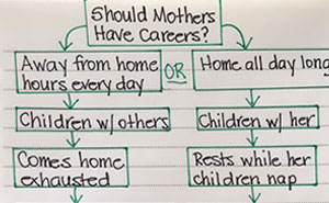 This Woman Shamed Moms Who Choose Career Over Staying At Home, Sparks Huge Debate