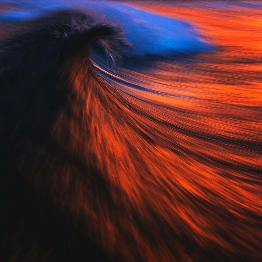 المصور الاسترالي ( مات برجيس ) - وجمال المحيط  10-Beautiful-Ocean-Images-Captured-in-2018-5c3c8dbd87001__880