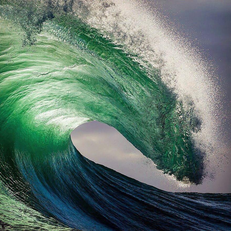 المصور الاسترالي ( مات برجيس ) - وجمال المحيط  10-Beautiful-Ocean-Images-Captured-in-2018-5c3c8dc1df557__880