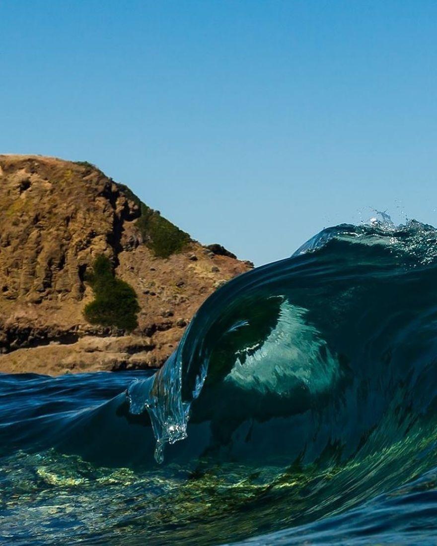 المصور الاسترالي ( مات برجيس ) - وجمال المحيط  10-Beautiful-Ocean-Images-Captured-in-2018-5c3c8dd491753__880
