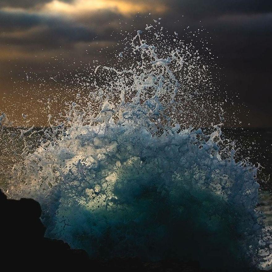 المصور الاسترالي ( مات برجيس ) - وجمال المحيط  10-Beautiful-Ocean-Images-Captured-in-2018-5c3c8dee6bae0__880