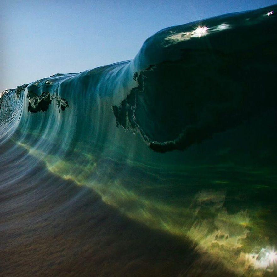 Еще немного прекрасного Океана...