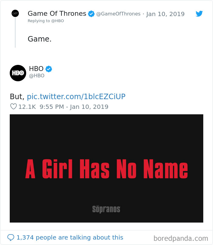 Soprano Nicknames